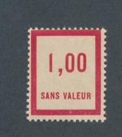 FRANCE - FICTIF N°YT 49 NEUF* AVEC CHARNIERE - COTE YT : 3€ - Fictifs