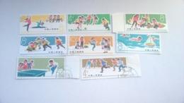 China 1966 Children's Games - Usados