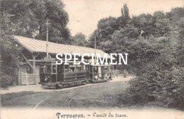 L'Arrêt Du Tram -  Tervuren - Tervuren