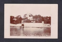 Carte Photo Antibes Juan Les Pins Villa La Vigie ( Peinte Par Picasso En 1924 ) - Antibes