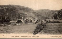 48 ROUTE DE MENDE A SAINTE-ENIMIE  LE PONT DE QUEZAC - France