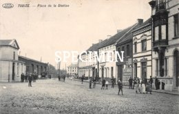Place De La Station - Tubize - Tubeke