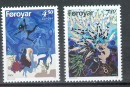 Føroyar 1997; Europa Cept, Michel 317-318.** (MNH) - Europa-CEPT