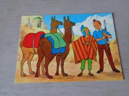 Strip ( 1 )  Kuifje  Tintin Et Le Temple Du Soleil Par Hergé N° 20 - Bandes Dessinées
