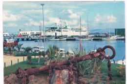 SCH-933  CRUISESHIP At ALGECIRAS - Steamers