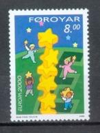 Føroyar 2000; Europa Cept - Michel 374.** (MNH) - Europa-CEPT