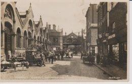 MANCHESTER  Shudehill Market - Inghilterra