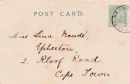 SS.Africa, CoGH, Dutch Reformed Church, Graaff-Reinet Used, GRAAFF REINET DE 22 04  > CAPETOWN DE 24 04 - South Africa (...-1961)