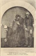 -dpt Div-ref-AM763- Loire Atlantique - Le Cellier - Eglise -fresque Monument Aux Morts - Guerre 1914-18 -verso Cloches - - Le Cellier