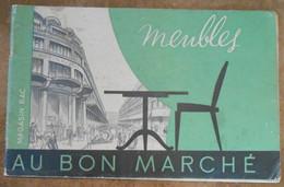 Au Bon Marché -Meubles - Autres Collections