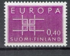 Finland 1963; Europa Cept - Michel 576.** (MNH) - Europa-CEPT