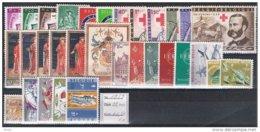 Année Complète 1959 - Belgique