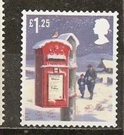 Grande-Bretagne Great Britain 2018 Noel Christmas Obl - Usados