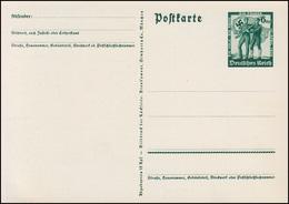 P 268 Abstimmung über Den Anschluß Österreichs 1938, ** Wie Verausgabt - Deutschland
