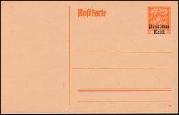 P 124 Aufbrauchsausgabe Für Bayern 10 Pf. - Mit Druckjahr, ** Wie Verausgabt - Deutschland