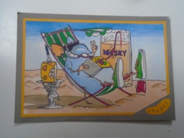 D168369 Humour  Mouse   Maus Souris - Animales