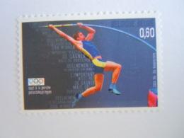 België Belgique 2004 JO OS Athene Polstokspringen Saut à La Perche 3305 Yv 3292 MNH ** - Belgique