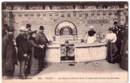 5626 - Vichy ( 03 ) - La Source Chomel Dans Le Nouveau Palais Des Sources - éd. Giletta - N°2781 - - Vichy