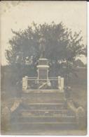 Carte Photo  De  Wiege Faty    Monument  Guerre 1914-18 - Other Municipalities