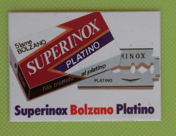 Sticker SUPERINOX BOLZANO PLATINO - Vignettes Autocollantes