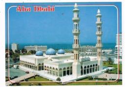 MOS-61  ABU DHABI ; With Mosque - Islam