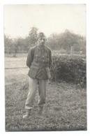 Soldat Armée Belge Prisonnier Stalag XIII C  Guerre 40-45  (vers Mol)  Photo Carte - Guerra, Militari