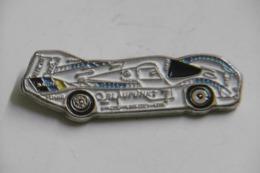 Pin's - Automobiles - Sport Course Automobile : PORSCHE 962 C / Sponsor BLAUPUNKT SHELL - Porsche