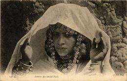 CPA ND 198 Femme Des Ouled Nails TUNISIE (798917) - Tunesien