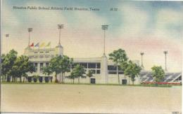 CPM Texas Houston Public School Athletic Field - Houston