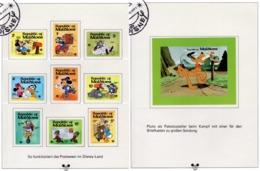 YEAR INTERN. OF CHILD - MALDIVE - Mi. Nr.  848/856 + BF 61 - NH - (6532-11.) - Maldive (1965-...)