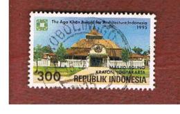 INDONESIA   - SG 2207 -  1995 YOGYKARTA PALACE - USED ° - Indonesia