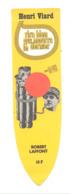 Marque-pages Publicitaire - Librairie - Editions Robert LAFONT - Livre De Henri VIARD .(b260/3) - Marque-Pages