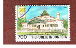 INDONESIA   - SG 2325 -  1997  NATIONAL  KORAN READING CONTEST: MOSQUE  - USED ° - Indonesia