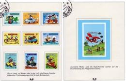YEAR INTERN. OF CHILD - ANTIGUA - Mi. Nr.  563/571 + BF 47- NH - (6532-12.) - Antigua E Barbuda (1981-...)