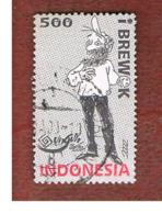 INDONESIA   - SG 2598    -    2000  CARTOONS: I BREWOK  - USED ° - Indonesia