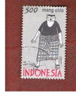 INDONESIA   - SG 2601    -    2000  CARTOONS: MANG OHLE  - USED ° - Indonesia