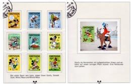 YEAR INTERN. OF CHILD - GRENADA - Mi. Nr.  991/999 + BF 86 - NH - (6532-12/13.) - Grenada (1974-...)