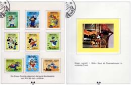 YEAR INTERN. OF CHILD - GRENADA & GRENADINES - Mi. Nr.  357/365 + BF 47 - NH - (6532-13.) - Grenada (1974-...)
