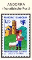 YEAR INTERN. OF CHILD - ANDORRA FRANCESE - Mi. Nr.  300 - NH - (6532-13.) - Grenada (1974-...)