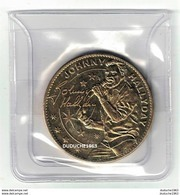 Médaille Arthus Bertrand. 7.Johnny Hallyday Berçy 2012. Neuve - 2012
