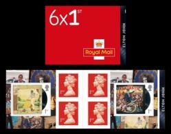 Great Britain 2019 Mih. 4440/41 Music. Elton John (booklet) MNH ** - 1952-.... (Elizabeth II)