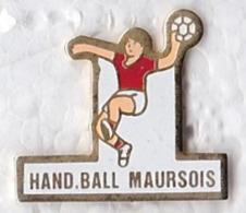 PIN S CANTAL HAND BALL MAURS - Balonmano