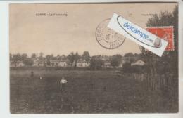 CORRE : Le Faubourg. édit Chapin. - Non Classés