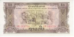 BILLETE DE LAOS DE 20 KIP DEL AÑOS 1968-1975 SIN CIRCULAR (BANKNOTE) UNCIRCULATED - Laos