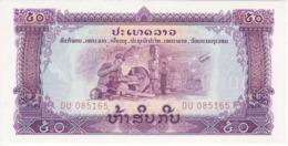 BILLETE DE LAOS DE 50 KIP DEL AÑOS 1968-1975 SIN CIRCULAR (BANKNOTE) UNCIRCULATED - Laos