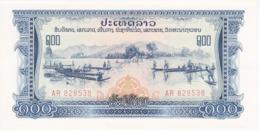 BILLETE DE LAOS DE 100 KIP DEL AÑOS 1968-1975 SIN CIRCULAR (BANKNOTE) UNCIRCULATED - Laos
