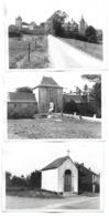 Falaën 1959 Lot De 3 Photos 9x13 - Personnes Anonymes