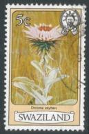 Swaziland. 1980 Flowers. 5c Used. SG 344A - Swaziland (1968-...)