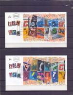 Israel - FDC - Hebrew Alphabet - Jerusalem  13/2/2001  (RM14754) - Other