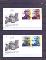 Israel - FDC - Political Journalists - 26/11/2002   (RM14781) - Célébrités